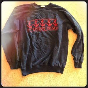 Vintage Fort Myers Beach Crewneck Sweatshirt